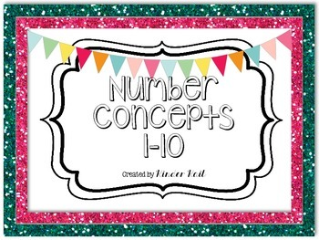 Number Concepts 1-10