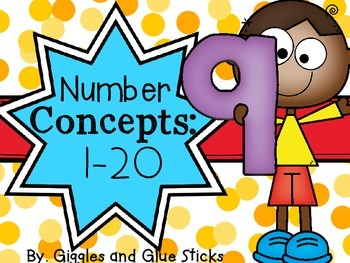 Number Concepts: 1-20