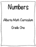 Number Concepts - Alberta Math Curriculum