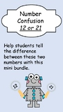 Number Confusion: 21 or 12