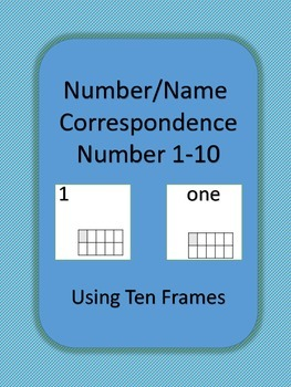 Number Correspondence