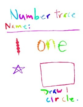 Number Count and Trace