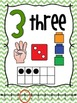 Number & Counting Cards 0-20