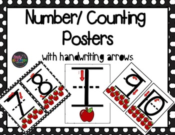 Number/ Counting Posters
