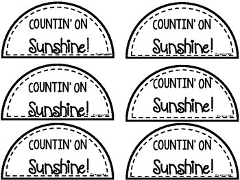Number Craft - Countin' on Sunshine