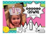 Number Crowns 0-20