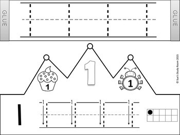Number Crowns: 1-20 (The Bundle)