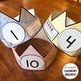 Number Crowns, Number Hats 1-10