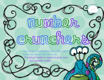 Number Crunchers {place value to billions}
