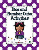 Dice and Number Cube Activities