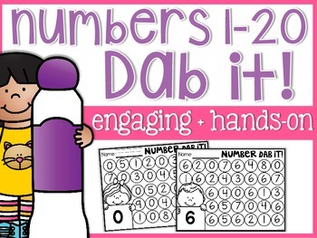 Number Dab it!