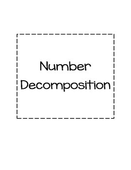 Number Decomposition through 5