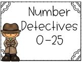 Number Detective 0-25