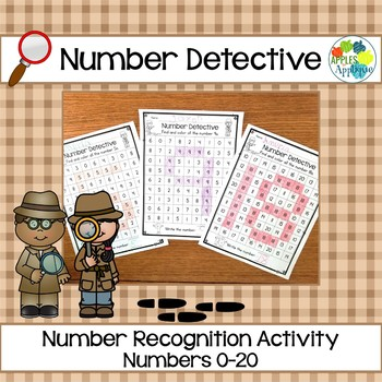 Number Detective Activity