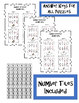 Number Detective Math Tiles - Addition Task Cards