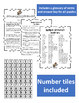 Number Detective Math Tiles - Middle School Pack