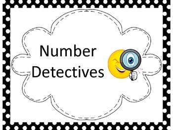 Number Detective: double digit addition