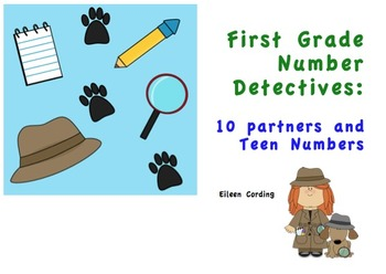 Number Detectives 10 partners and teen numbers