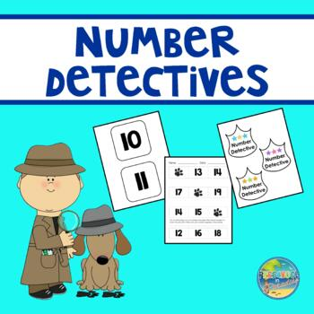 Find the Missing Number :  Be a Number Detective