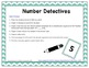 Number Detectives - Finding the Unknown Factor (Common Core)