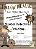 Fractions: Number Detectives **Top Seller