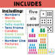 Numbers 0 to 10 Interactive Bulletin Board Set (Number Detectives)