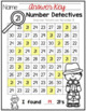 Number Detectives {Printable 21-30 Number Searches}