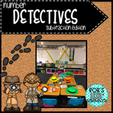 Number Detectives- Subtraction Edition