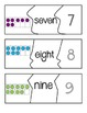 Ten Frame Number Puzzles 1-10