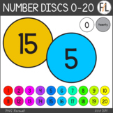 Moveable Number Discs:  Composing & Decomposing to 20