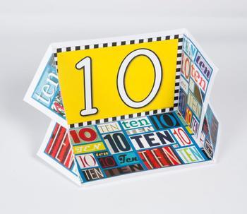 Number Display Case: 10