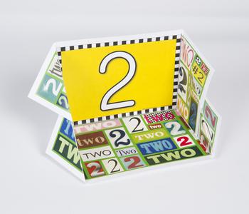 Number Display Case: 2