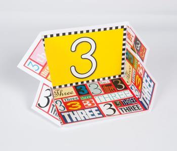 Number Display Case: 3