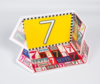 Number Display Case: 7