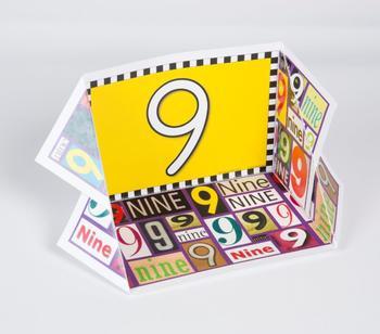 Number Display Case: 9