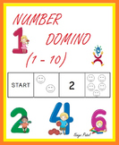 Number Domino (1-10)