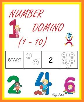 Number Domino (1-10)