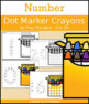 Number Dot Marker & Counting Bundle