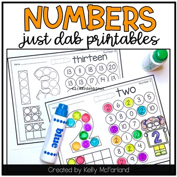 Number Dot Pages