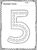 Number Dots 0-10