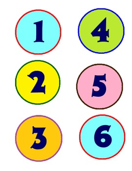 Number Dots 1-40