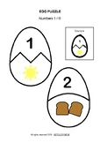Number Egg Puzzle