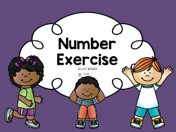 Number Exercise