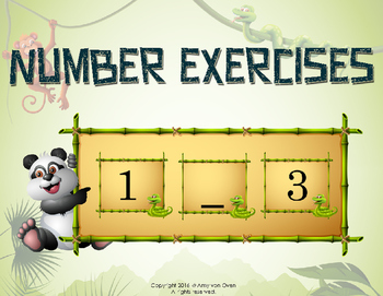 Number Exercises