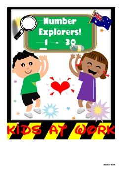 Number Explorers