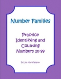 Number Families- Numbers 10-99