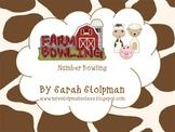 Number Farm Bowling