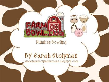 Number Farm Bowling