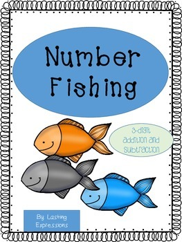 3 Digit Numbers, Addition and Subtraction Arithmetic