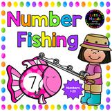 Number Fishing Game 1-20